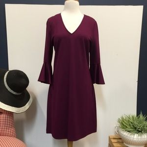 "Jude Connally ""Lyla Ponte"" Dress"